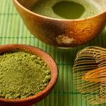 как заварить зеленый чай матча