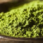 зеленый чай матча порошок
