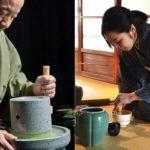 традиционный японский чай матча