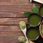 польза зеленого чая матча