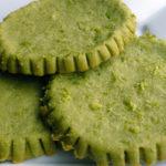 сдоба с зеленым чаем маття