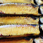 копчёная рыба скумбрия