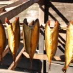 копченые рыбные тушки