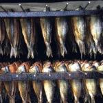 коптим рыбу