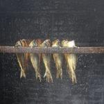 процесс копчения рыбы