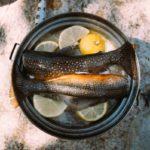полезный рыбный суп из форели