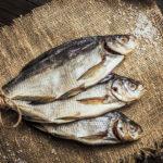вяленая рыба к пиву