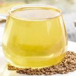 гречишный чай, заварка