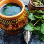чай из крапивы с добавками