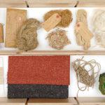 крапива, волокно, ткань, пряжа