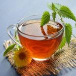 чай из крапивы с добавками, с чем сочетается