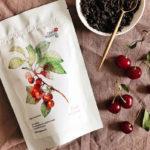 травки-муравки, чай из листьев вишни
