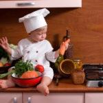 польза моркови детям