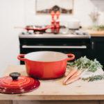морковка на кухне