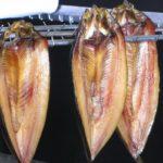 вредная рыба, копчение