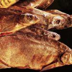 сушеная, вяленая рыба
