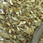измельченный лист, чай матэ