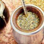 чай матэ в калебасах