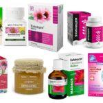 медикаменты на основе эхинацеи